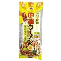 健康フーズ 中華ラーメン3食入スープ付 (78g×3)×20袋