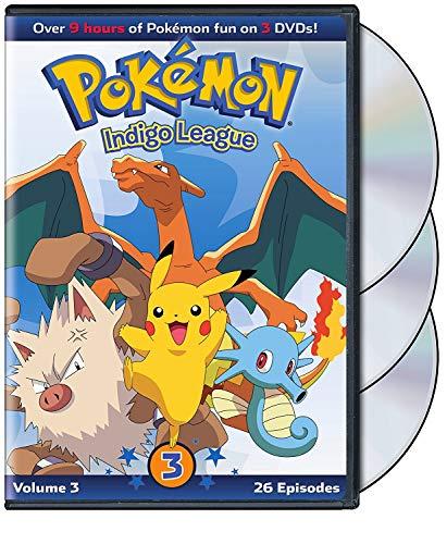pokemon 1st season - 4