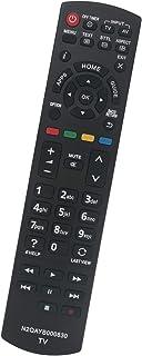 ALLIMITY N2QAYB 000830 Afstandsbediening Vervangen voor Panasonic Viera LCD TV TX-32AS500B TX-32AS520Y TX-32AST606 TX-39AS...