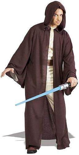 Horror-Shop Jedi Robe mit Kapuze One Größe