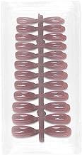 Acryl kunstnagels Solid Color Volledige Cover Nail Tips Manicure Art Bright Red240PCS, kunstnagels