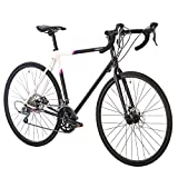 Populo Quest 16-Speed Gravel Bike, Chromoly...