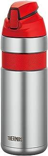 THERMOS(サーモス) 真空断熱ストローボトル FFQ-600 600ml Sレッド(FFQ-600-S-R) WBT06202