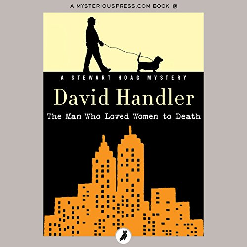 The Man Who Loved Women to Death audiobook cover art