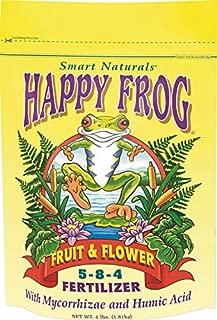 Fox Farm FX14060 FoxFarm Happy Frog Fruit and Flower Fertilizer