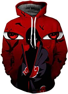 GoldBucket Unisex Fashion Hoodies 3D Dragon Ball Z Naruto More