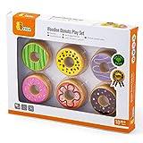 VIGA 51604 Toys - Donuts - 6 stücke