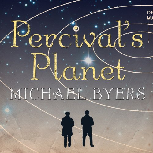 Percival's Planet audiobook cover art