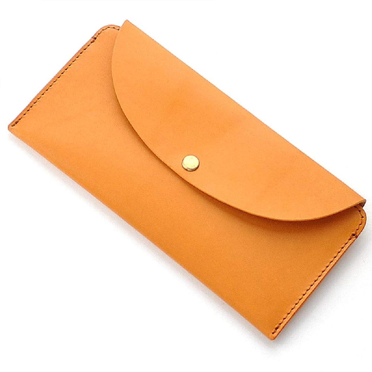 オフ母性収穫日本製 栃木レザー 長財布 ビジネス クラッチバッグ スリム財布