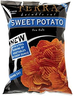 Terra Chips sweet Potato Sea Salt, 6 oz