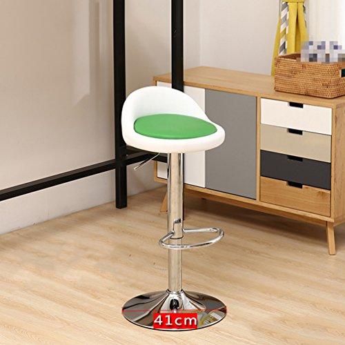 LiuJF-Tables/Chair bar stoelen barkruk, liftbar barkruk draaibare rugleuning stoel kassa hoge stool huishouden barkruk bar counter casual hoge stoel 60-80 cm JIUJUNFANG