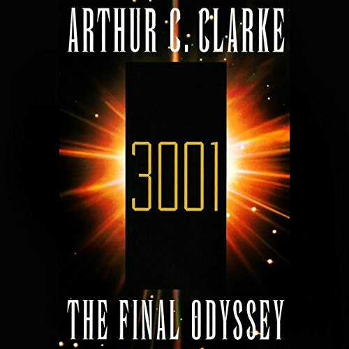 3001 audiobook cover art