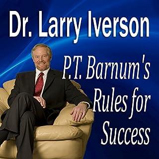 P.T. Barnum's Rules for Success audiobook cover art