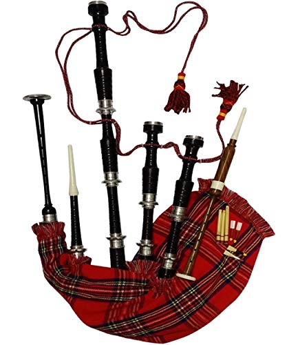 Aar Scottish Dudelsack Palisanderholz Royal Stewart Erfahrungen & Preisvergleich