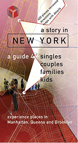 NYC Manhattan Brooklyn Queens Travelife Map Story Draft 02 (City Travels Book 1) (English Edition)