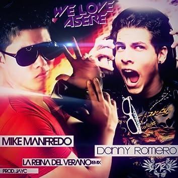 La Reina del Verano (feat. Danny Romero) [Remix]