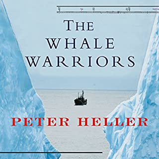 The Whale Warriors audiobook cover art