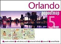 Popout Map Orlando (Popout Maps)
