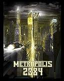 Metropolis - Fritz Lang - Poster cm. 30 x 40