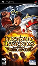 Untold Legends: The Warriors Code - Sony PSP
