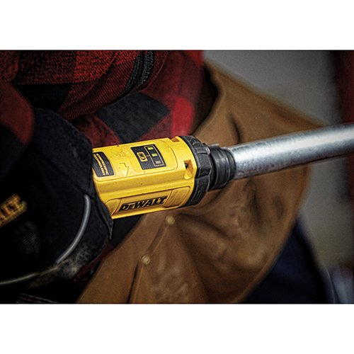 DEWALT 8V MAX Cordless Screwdriver with Conduit Reamer, Gyroscopic (DCF681N2)