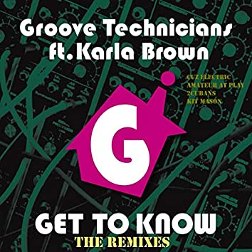 Get To Know (The Remixes)