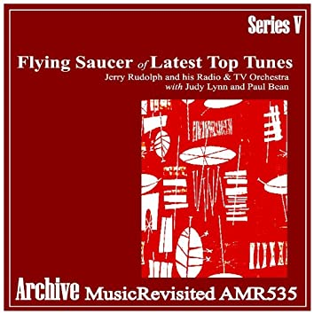 Flying Saucer of Latest Top Tunes