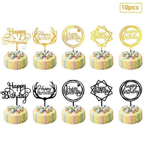 La Mejor Recopilación de Artículos decorativos para pasteles para comprar hoy. 6