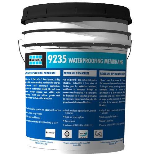 Laticrete 9235 Waterproofing Membrane - Full Kit