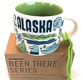 Alaska Starbucks Been There Serie 2Oz Ornament Espresso Becher/Tasse