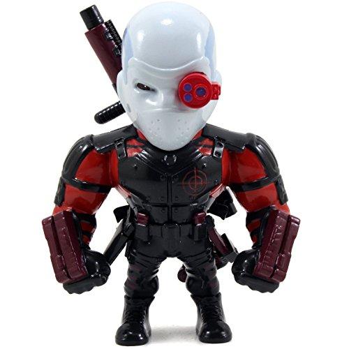Jada - Figurine DC Heroes Suicide Squad - Deadshot Métals 10cm - 0801310975695