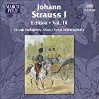 Volume 10 by I JOHANN STRAUSS (2006-12-12)