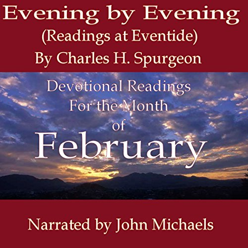 Evening by Evening (Readings for February) cover art