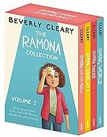 The Ramona 4-Book Collection, Volume 2: Ramona and Her Mother; Ramona Quimby, Age 8; Ramona Forever; Ramona's World