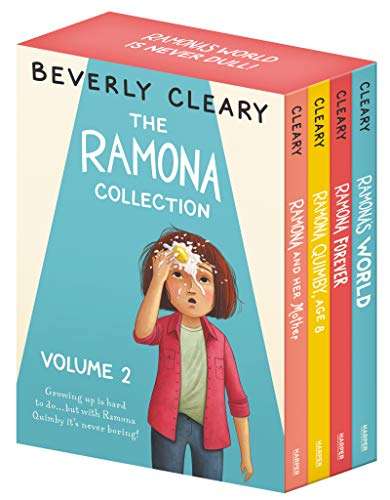 The Ramona Collection, Vol. 2: Ramona Quimby, Age 8 / Ramona and Her Mother / Ramona Forever / Ramona's World