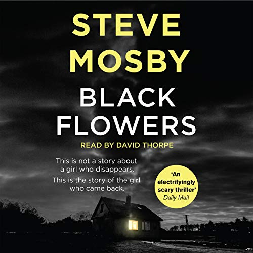 Black Flowers audiobook cover art