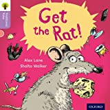 Oxford Reading Tree Traditional Tales: Level 1+: Get the Rat! (Traditional Tales. Stage 1+)