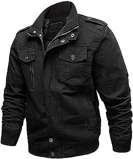 Military Jacket Men Bomber Winter Cotton Jacket Coat Army Men's Pilot Jackets Air Force Jeans Clothes 2701