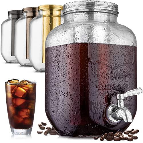 1 Gallon Cold Brew coffee maker pitcher