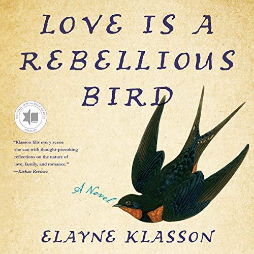 LoveIs a Rebellious Bird cover art