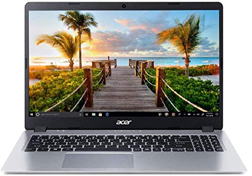 "2021 Newest Acer Aspire 5 15.6"" FHD 1080P Laptop Computer AMD Ryzen 3 3350U(Beat i5-7200u) 8GB RAM 256GB SSD+1TB HDD Backlit KB Fingerprint WiFi 6 Bluetooth HDMI Windows 10 with E.S 32GB USB Card"