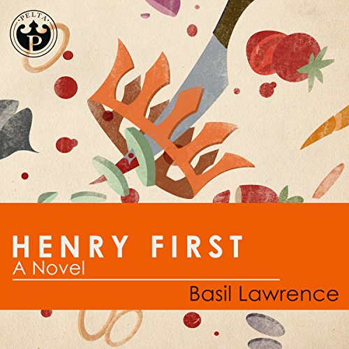Henry First audiobook cover art
