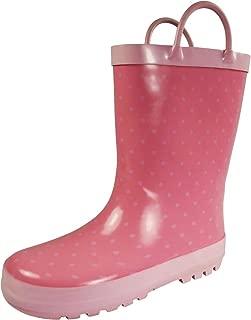 Best pink polka dot rain boots Reviews