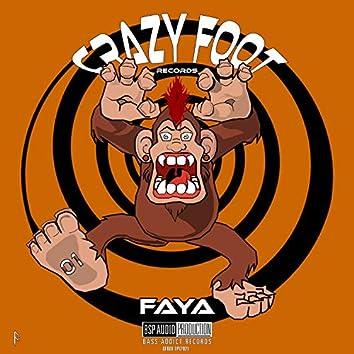 Crazy Foot Records 01
