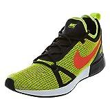 Nike Duel Racer Volt/Cramoisi vif pour homme, (Volt/Bright Crimson-black), 41.5 EU