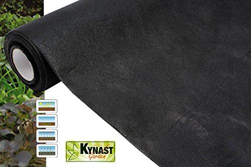 Unkrautflies 1 x 12 Meter KYNAST Anti Unkraut Vlies Folie