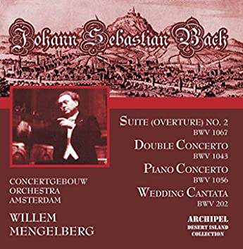 Bach: Works (Live)