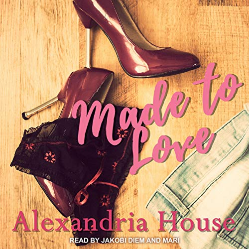 Made to Love     Love After Series, Book 2              Written by:                                                                                                                                 Alexandria House                               Narrated by:                                                                                                                                 Jakobi Diem,                                                                                        Mari                      Length: 5 hrs and 6 mins     1 rating     Overall 5.0