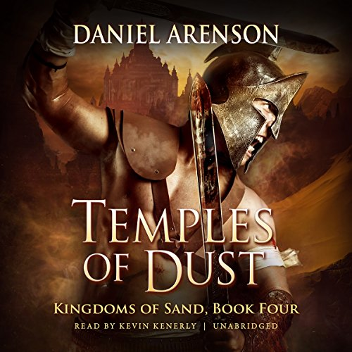 Temples of Dust audiobook cover art