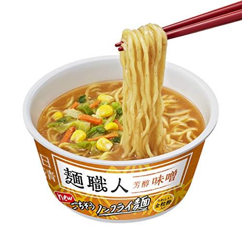 4位(同率):日清食品『麺職人味噌』